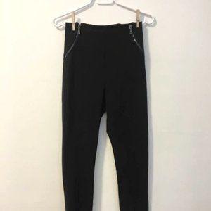 Guess High waisted black leggings/pants